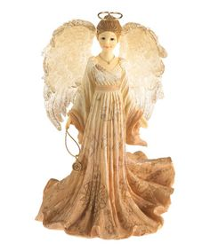 Look what I found on #zulily! Guardian Angel of Adventure Figurine by Boyds #zulilyfinds