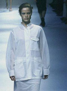Carolyn Murphy at Jil Sander S/S 1998