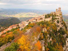 One of three towers, San Marino by Joe Watterson on 500px