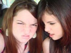 Selena Gomez and Jennifer Stone:). Love those faces Jennifer Stone, Wizards Of Waverly Place, Selena Gomez, Crushes, Celebs, Faces, Women, Celebrities, The Face