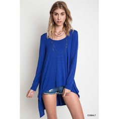 Its A Lifestyle Tunic Top $36.95 from Catalog Connection www.UniversityBoutique.com