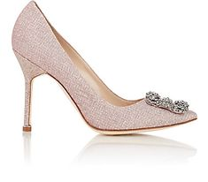 We Adore: The Hangisi Pumps from Manolo Blahnik at Barneys New York
