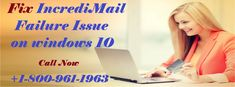 Get a real time incredimail support service to deal with the technical errors in a real time. With advanced and effective customer services, you can easily get rid of the irritating problems in your IncrediMail email application.