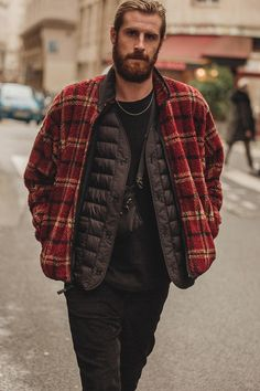 2beeca3b81 Street style at Paris Menswear Week Fall Winter 2018-2019