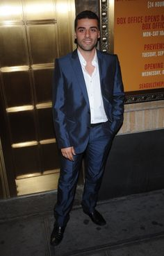 Pin for Later: 34 Oscar Isaac Photos That Will Awaken the Force Within You