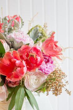 Stunning spring arrangement.