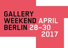 Galleryweekend Berlin Den sidste weekend i april er der events i en lang række gallerier i Berlin.  Du kan bl.a. forberede dig ved at tjekke programmet, og du kan læse mere om Solveigs galleritur her: https://berlinblog.dk/2016/10/15/gallerier-i-berlin/