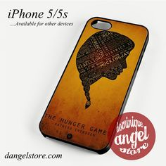 Hunger Games Arts quotes Phone case for iPhone 4/4s/5/5c/5s/6/6 plus