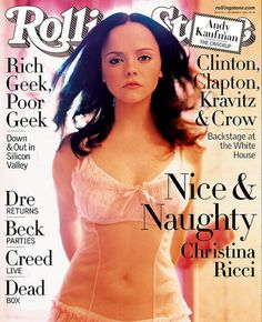 "Christina Ricci - Added to Beauty Eternal - A collection of the most beautiful women. suicideblonde: ""bohemea: "" Christina Ricci - Rolling Stone by Peggy Sirota, December 1999 "" "" Christina Ricci, Beautiful Christina, Christina Aguilera, Seinfeld, Santa Monica, Aquarius, Stewart, Actrices Hollywood, Actress Christina"
