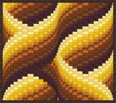 Bargello Quilt Patterns, Bargello Needlepoint, Quilt Square Patterns, Bargello Quilts, Beginner Quilt Patterns, Quilt Block Patterns, Quilting Tutorials, Quilting Projects, Quilting Designs