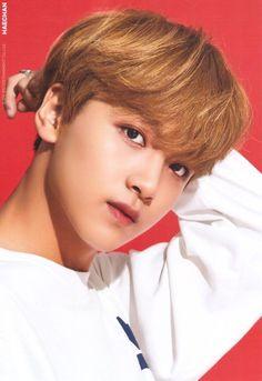 """NCT Season's Greetings 2019 — Haechan "" "" © im_missingno Winwin, Taeyong, Nct Dream, Johnny Seo, A4 Poster, Posters, Jeno Nct, Jisung Nct, Fandoms"