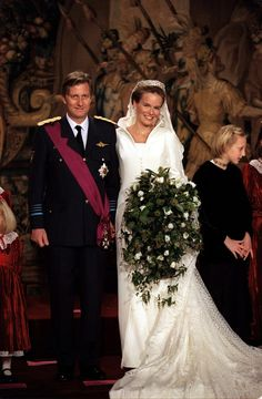 The King and Queen of Belgium