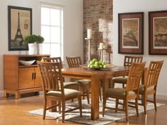 Bainbridge Rectangular Dining Table