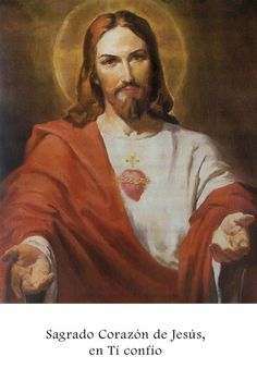 Devoción al Sagrado Corazón de Jesús.