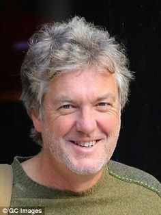 My moods are very much influenced by James May's hair so when he cut it I was in a state of confusion.  But now....me gusta.