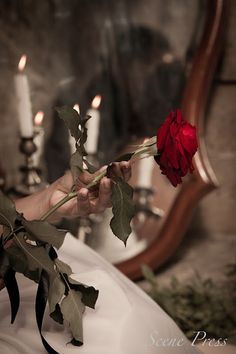 She left without a goodbye. No words. No promises of returning. Just a rose that I had given her the night before. -Hendrick