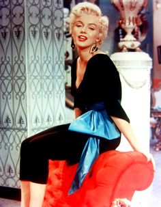 eternalmarilynmonroe:    Marilyn Monroe in There's No Business Like Show Business, 1954.