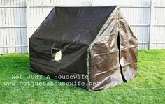 Make a kids tent! This gives list of materials and tutorial