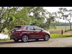 Ford Edge no uso com Arnaldo Keller