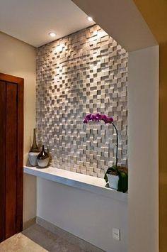 3d ladrillo patr n de papel tapiz dormitorio cuarto de for Tavole adesive 3d