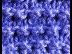 A pretty knit stitch, from My Book of Knitting, by Miss Lambert.  For written instructions, please visit the blog:  http://theweeklystitch.blogspot.com/2011/11/pretty-stitch-third-in-vintage-stitch.html