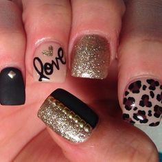 Homemade Perfect Manicure