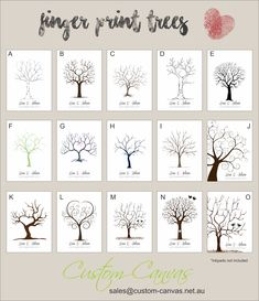 Items similar to Fingerprint tree on Etsy – Animation ideas Wedding Jobs, Fall Wedding, Diy Wedding, Wedding Favors, Wedding Gifts, Wedding Decorations, Fingerprint Art, Wedding Fingerprint Tree, Thumb Prints