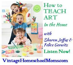 Free 30+ Page eBook from Visual Manna plus a wonderful presentation by Sharon Jeffus #hsradionetwork