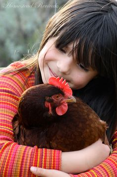 Keeping Chickens Busy & Happy!