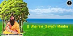 Voidcan.org shares with you Bhairavi Gayatri Mantra in Hindi and Sanskrit lyrics, also know the meaning and you can free download pdf version or print it.