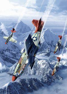 Tuskegee Airmen ~ Kurt Miller