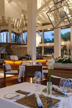 Amazing interiors at St Regis Bali