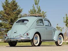 Volkswagen beetle 1953 1957