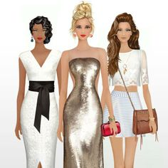 Covet Fashion - If you love styling &.shopping, this is the game for you! ☮★ DiamondB! Pinned ★☮