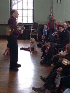 Wyoming Fine Arts Center, School House Symphony, Feb 8 2014