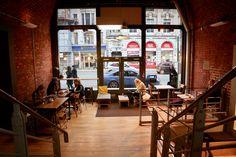 The Cafe Hop: Grindsmith - Just Emmi Manchester England, Restaurant, Coffee, Travel, Image, Kaffee, Viajes, Restaurants
