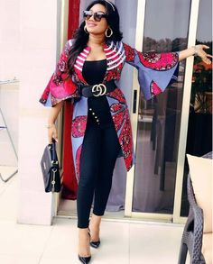 AfroFashionStyle: Latest Trendy African Print Jackets And Blazers Styles 2018 – African Fashion Dresses - African Styles for Ladies African Maxi Dresses, African Fashion Ankara, Ghanaian Fashion, Latest African Fashion Dresses, African Inspired Fashion, African Dresses For Women, African Print Fashion, Africa Fashion, African Attire