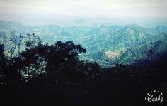 Wagamon hill top