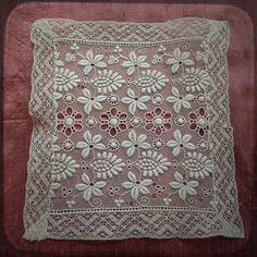 Gorgeous Antique White Victorian Chignon lace by UnPetitChateau, $39.00