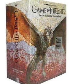 Game of Thrones: The Complete Seasons 1-6 (DVD, 2016)   eBay