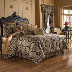 J. Queen New YorkTM Majestic Comforter Set at Bed Bath & Beyond