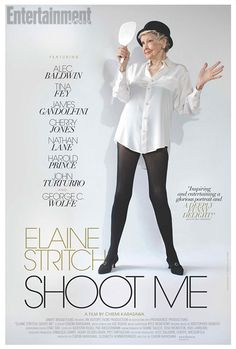 Elaine Stritch is 'Still Here' in 'Shoot Me' poster — EXCLUSIVE | EW.com