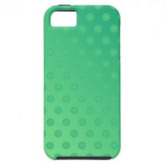 http://www.zazzle.com/iphone_5_case_green_polka_dot-179189580852599677
