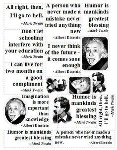collage of quotes