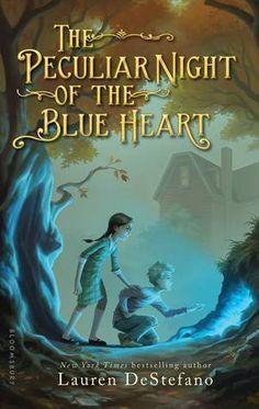 The Peculiar Night of the Blue Heart (Pram, #2)