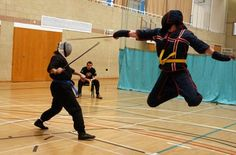 Canne de combat is a dynamic French sport. The emphasis is on agility, co-ordination and graceful movement, not on aggression. It is often referred...
