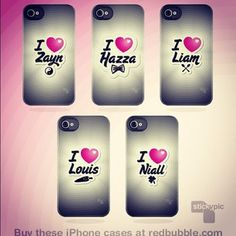 One Direction iPhone 4/4s cases @sticky_pic (Adriana O) 's Instagram photos.