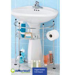 Organi lavabo Cod. 61520 www.betterware.com.mx 01800 2(better) 238837