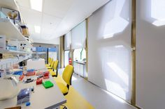 Medical Science 2 is the second stage of the Medical Science Precinct, a joint project of the Menzies Research Institute, Tasmania, the Faculty of Research Institute, Medical Science, Two By Two, Tasmania, Room, Labs, Furniture, Stage, University