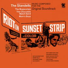 Riot on Sunset Strip movie soundtrack